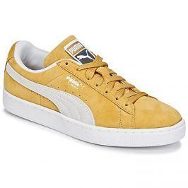 Puma  SUEDE CLASSIC  Žlutá