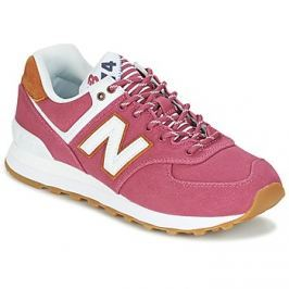 New Balance  WL574  Růžová