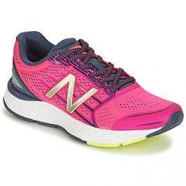 New Balance  680  Růžová