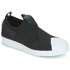 adidas  SUPERSTAR SLIPON  Černá