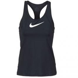Nike  NIKE PRO TANK MESH  Černá