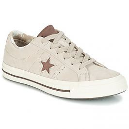 Converse  One Star-Ox  Béžová