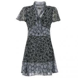 MICHAEL Michael Kors  STAR MIX DRESS  Černá