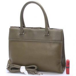 David Jones  Dámská elegantní kabelka do ruky khaki -  Arménie  ruznobarevne