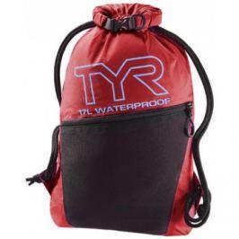 Tyr  Alliance Waterproof sackpack  Červená