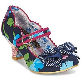 Irregular Choice  BALMY NIGHTS  Modrá
