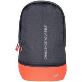 4F  Backpack H4Z17-PCD002GREY  ruznobarevne
