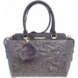 Dogsbybeluchi  dámská kabelka 25411-1 negro  Černá