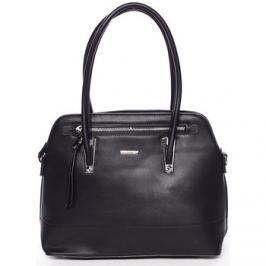 David Jones  Elegantní černá dámská kabelka -  Abrielle  Černá