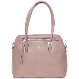 David Jones  Elegantní růžová dámská kabelka -  Abrielle  Růžová