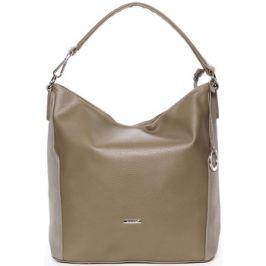 David Jones  Dámská kabelka do ruky khaki -  Lailah  ruznobarevne