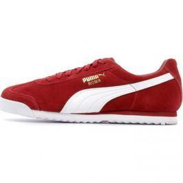 Puma  Roma Suede  Červená