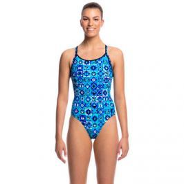 Funkita  Diamond Back One Piece  ruznobarevne