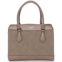 David Jones  Elegantní khaki dámská kabelka -  Tessa  ruznobarevne Kabelky