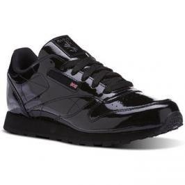 Reebok Sport  Classic Leather Patent CN2061  Černá Tenisky