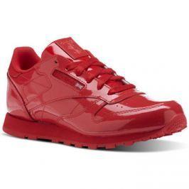 Reebok Sport  Classic Leather Patent CN206  Červená Tenisky