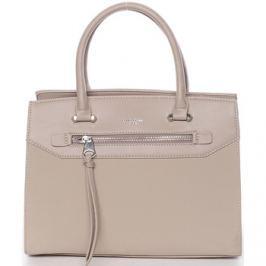 David Jones  Jemná dámská elegantní kabelka do ruky camel -  Lethia  ruznobarevne