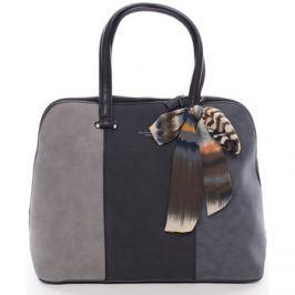 David Jones  Trendy černá kabelka do ruky -  Josie  Černá
