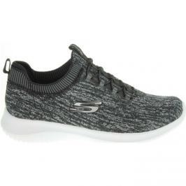 Skechers  Ultra Flex - Bright Horizon black-gray  Černá