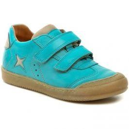 Froddo  G3130107-2 Tyrkysové dětské boty  Other