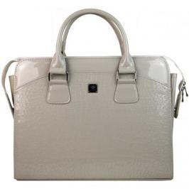Punce  LC-01 béžová dámská kabelka pro notebook do 15.6 palce  Béžová
