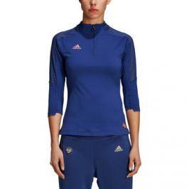 adidas  Roland Garros 3/4 Sleeve Tee W  Modrá