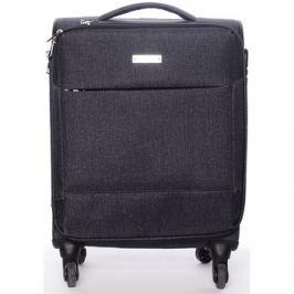 Menqite  Odlehčený cestovní kufr šedý -  Kisar S