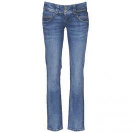 Pepe jeans  VENUS VISER WASH  Modrá