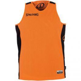 Spalding  Essential Reversible Shirt  Oranžová