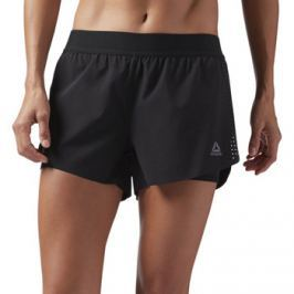 Reebok Sport  2-in-1 Perforated Shorts  Černá