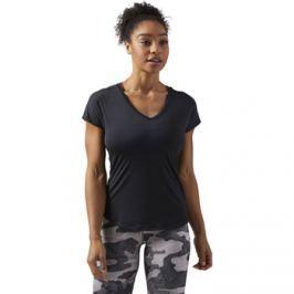 Reebok Sport  ACTIVCHILL T-Shirt  Černá
