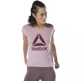 Reebok Sport  Workout Ready Supremium 2.0 Tee  Fialová