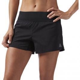 Reebok Sport  1 cms Woven Training Shorts  Černá