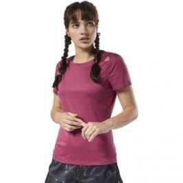 Reebok Sport  Running Tee  Červená
