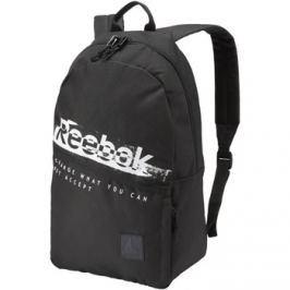 Reebok Sport  Style Foundation Follow Graphic Backpack  Černá