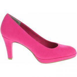Marco Tozzi  dámské lodičky 2-22404-30 pink  Růžová