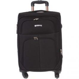 Ormi  Cestovní kufr černý -  Tessa M  Černá