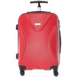 Ormi  Originální pevný cestovní kufr červený -  Cross S  Červená