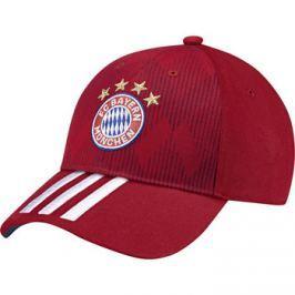 adidas  FC Bayern 3S Cap  Červená