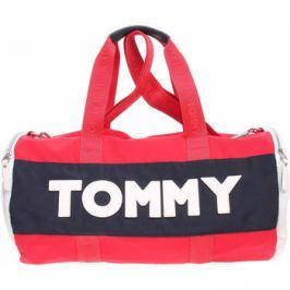Tommy Hilfiger  unisex taška AW0AW04925 901 corporate  Červená