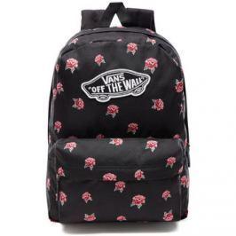 Vans  Realm Backpack  Černá
