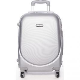 Ormi  Pevný cestovní kufr stříbrný -  Evenger L  Stříbrná