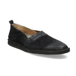 Ležérní kožené Slip-on boty